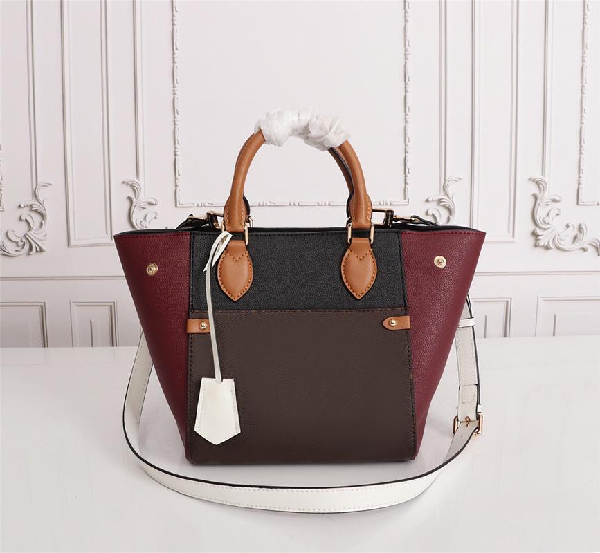Marke Taschen Luxurys heiße berühmte Luxurys Tasche Frauen 2020 Rolgd Designer Leder Kleine Schulter Geldbörsen Designer Designer Taschen Handtaschen Vuxla