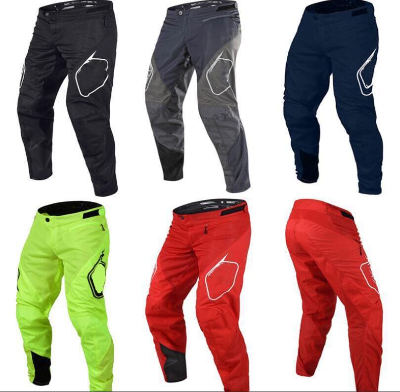 2020 NUEVO CAMINO OFF-road Pantalones cuesta abajo Equipo de montar MV Pantalones Pantalones deportivos resistentes a las caídas Pantalones fuera de la carretera