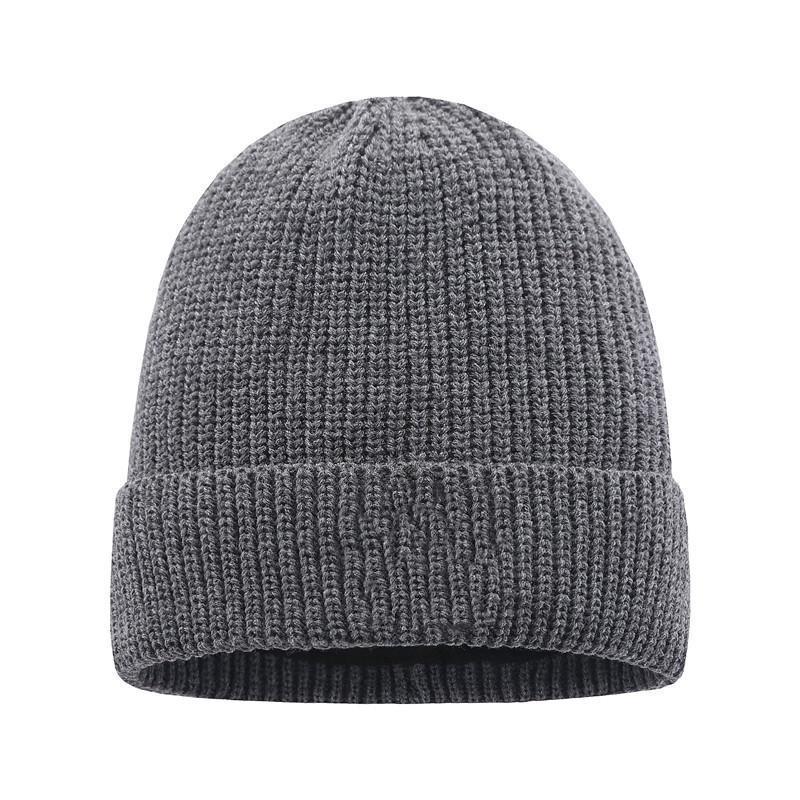 Envío gratis el último famoso Italiano Unisex Invierno Men Goreie Bonnet Mujer Sombrero de Punto Gorros Gorros Sport Skull Hair Knit Outdoor