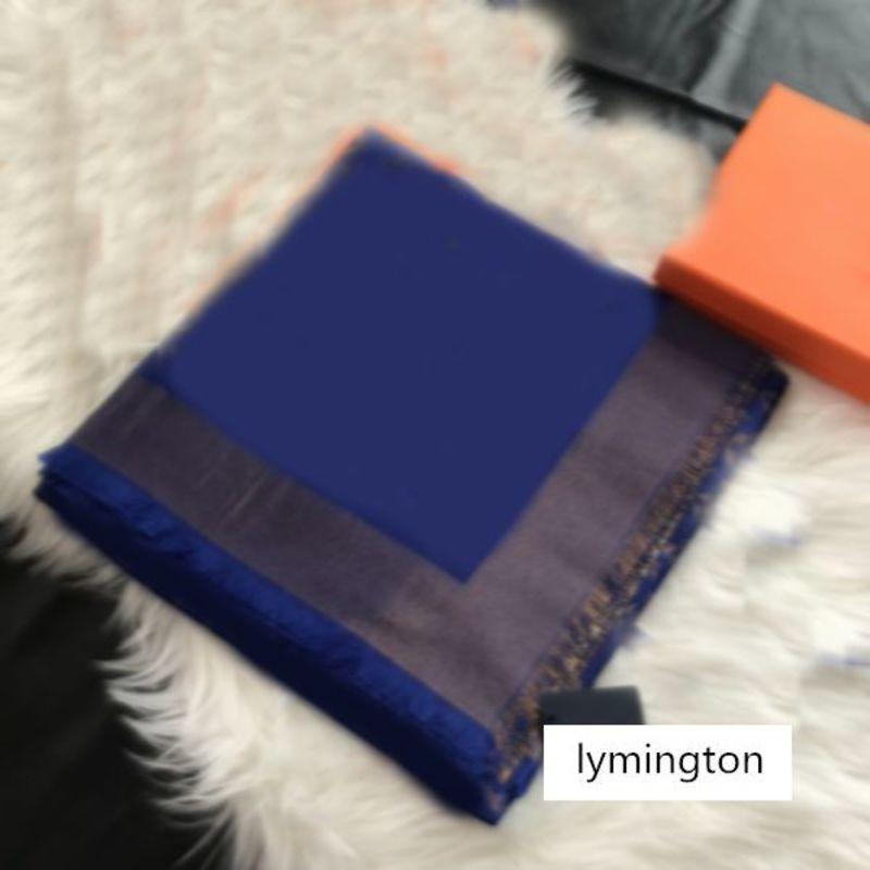 Seda Cashmere Square Mens New Winter Luxury Woman Moda Bufanda Bufanda Diseñador Cuello Caliente Clasic Otoño Hombre Hombre Bufandas