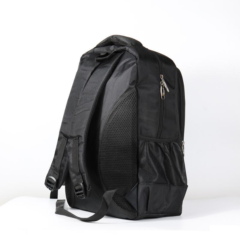 Uomini Donne Backpack School Bag per adolescenti College Waterproof Nylon Borsa di alta qualità Borsa da viaggio Borsa da viaggio BAGTEENAGER Zaino WE694