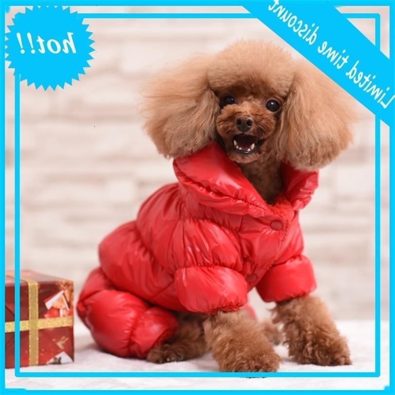 Animale domestico inverno caldo vestiti a quattro zampe piccolo cane chihuahua bulldog francese mandala natale costume di halloween cinque colori