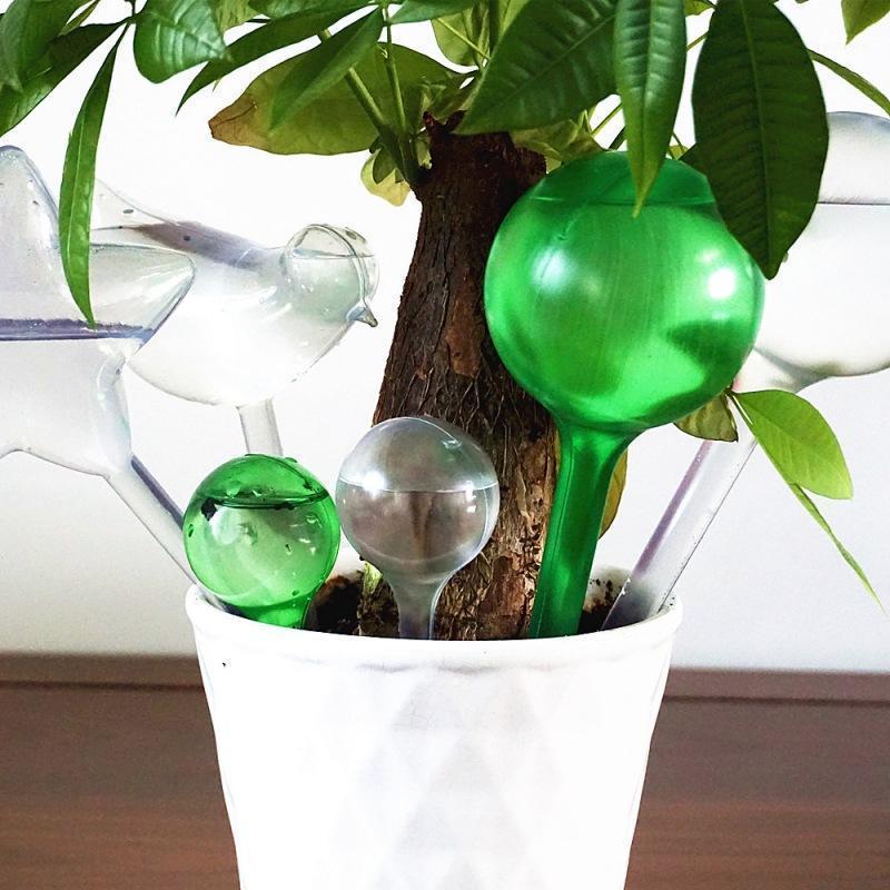 Mini Automatische Pflanze Wasser Gartenbewässerungsgerät PVC Selbstbewässerungskugeln Wasser Für Pflanzen Blumen 111