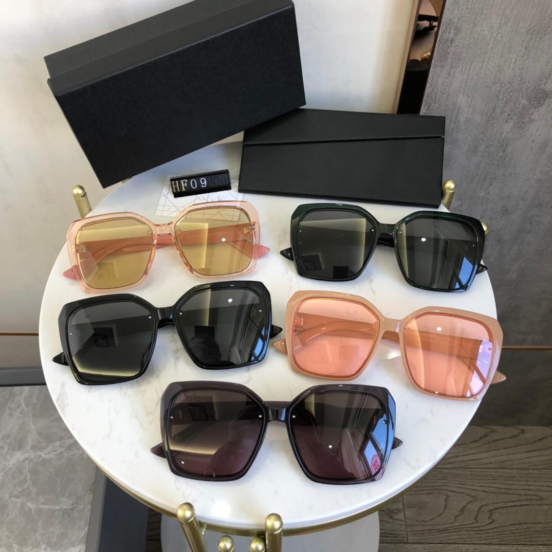 2020 Üst Moda Sunglass Toptan Kadın Güneş Gözlüğü Erkek Güneş Gözlüğü UV400 [Di'R] Sunglass Erkek Tasarımcıları Güneş Gözlüğü Kutusu