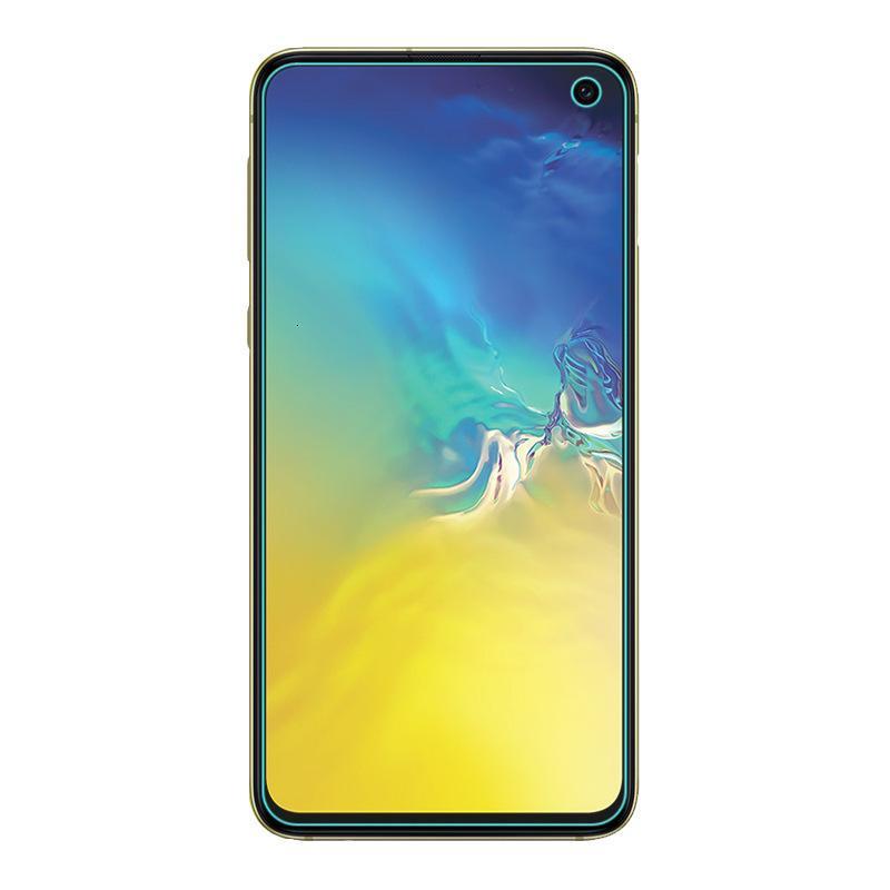 Протектор 9H Premium 2.5D Закаленное стекло для экрана San Star Galaxy S10E A6S A8S A9S A9 J4 J6 Plus 2000PCS / LOT CREXPRESS