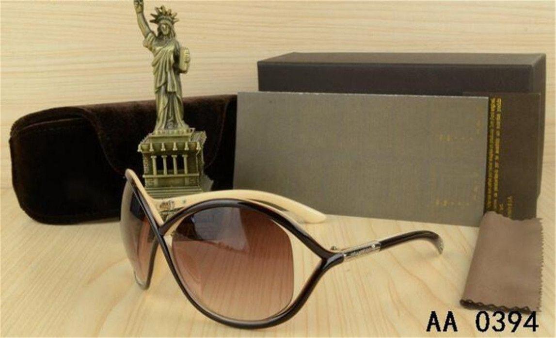 0394 جديد جولة نظارات شمسية رجل نظارات توم أزياء مصمم سكوير نظارات الشمس uv400 فورد عدسات الاتجاه النظارات الشمسية 0392 5178 مع مربع