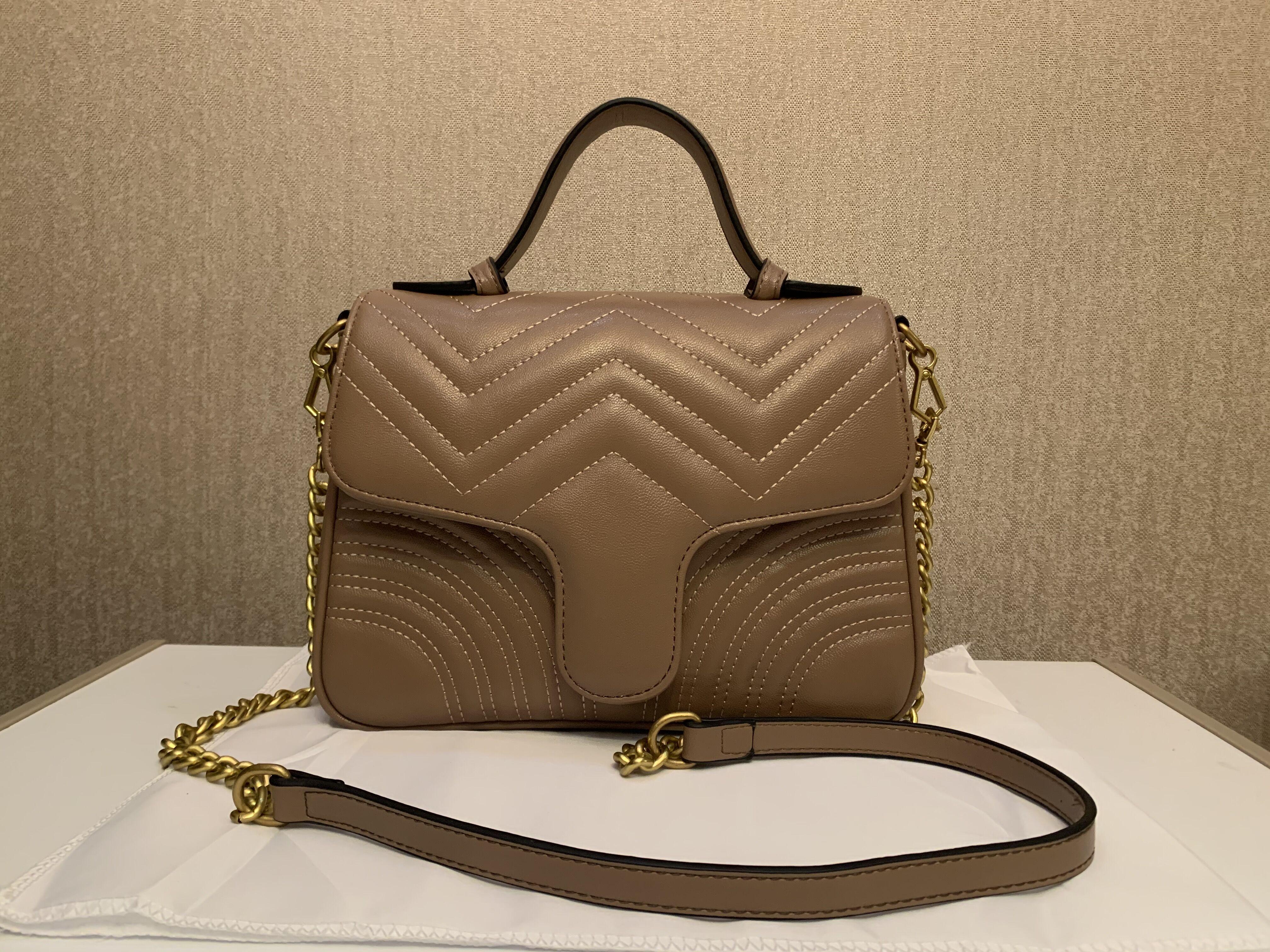 Saco Feminino 2019 Novas Mulheres Handbags Designer Genuine Couro Sheepskin Sacos de Compras Grátis Ter mais Cores
