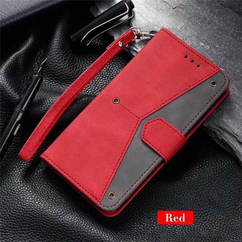 Retro-Druckbuchstaben Telefonkoffer für iPhone 12 11 Pro x X x x XR 7 8 PU-Leder-Back-Abdeckung Mode-Fälle für Galaxy S20 S10 Anmerkung 10 9