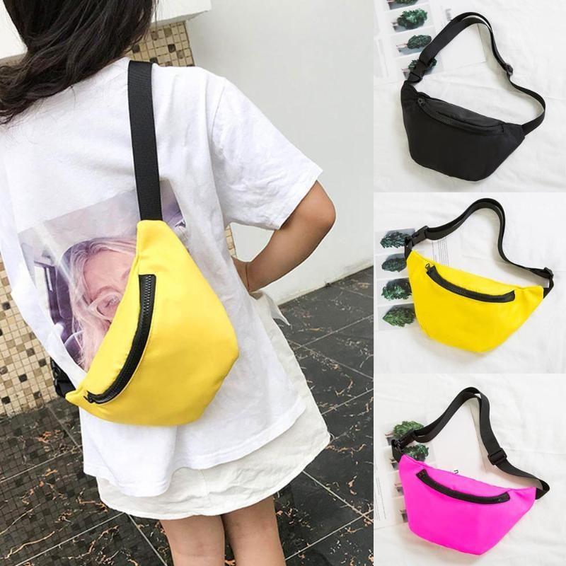 Талия Детская сумка пакет кошелька модной сумки закуски груди монета srlxd