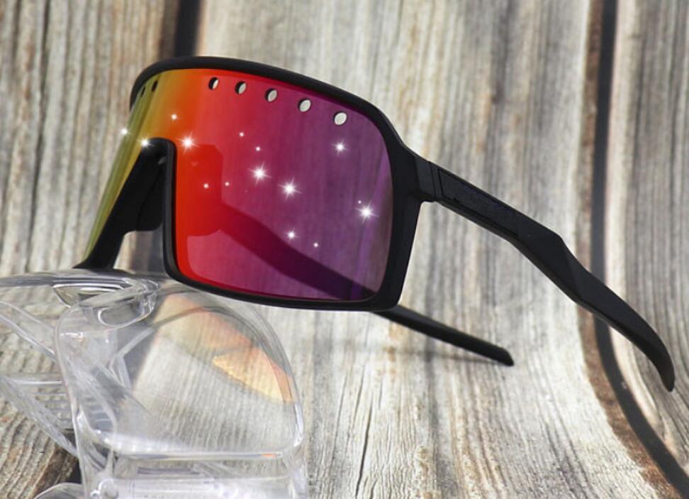 Novos Óculos de Estilo 9406 Sutro Ciclismo Óculos Ao Ar Livre Esportes Sun Óculos Homens Mulheres Polarized Lente Óculos De Sol Bike Eyewear 3333