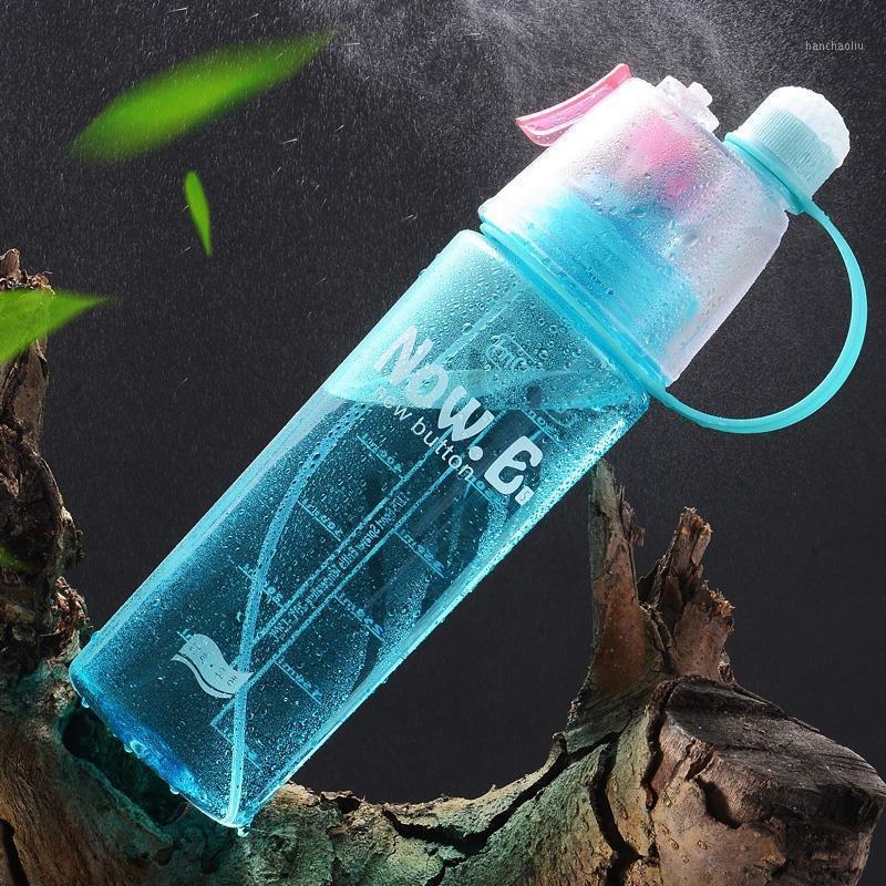 Портативный 600 мл ПК физические упражнения для кемпинга спрей для воды бутылка воды Спортивная питьевая бутылка для питья.