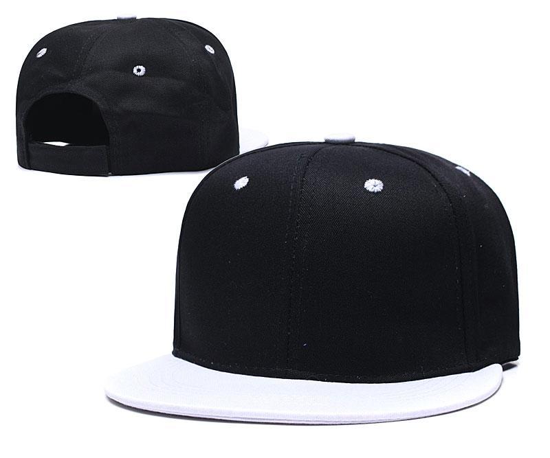 Casquettes de baseball à mailles vierges Hommes Hip Hop Gorras Gorro ToCa Toucas Bone Aba Reta Rap Snapback Chapeaux