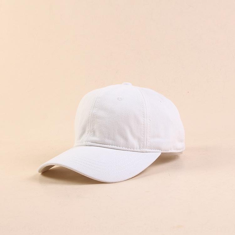 Yao4 2020Cap Fashion Caps Men Autunno e Inverno Baseball Designer Casual Ins Hip Hop Hat Cappello selvaggio Cappelli invernali