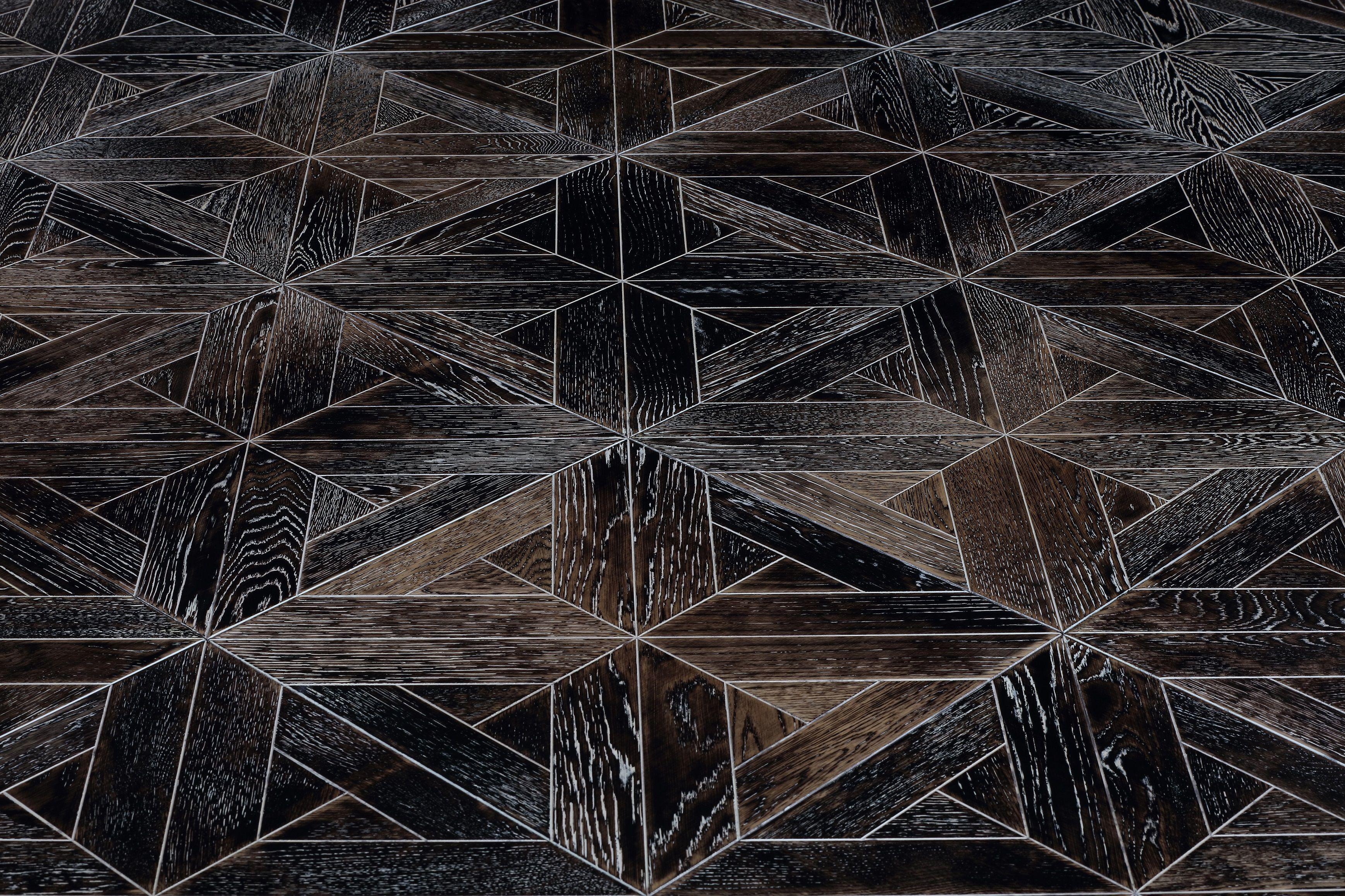 Черный дубовый паркет декоративный настил интерьер маркетри обои обои коврики плитка ковер наклейки наклейки наклейки наклейки бумаги декор деревянный