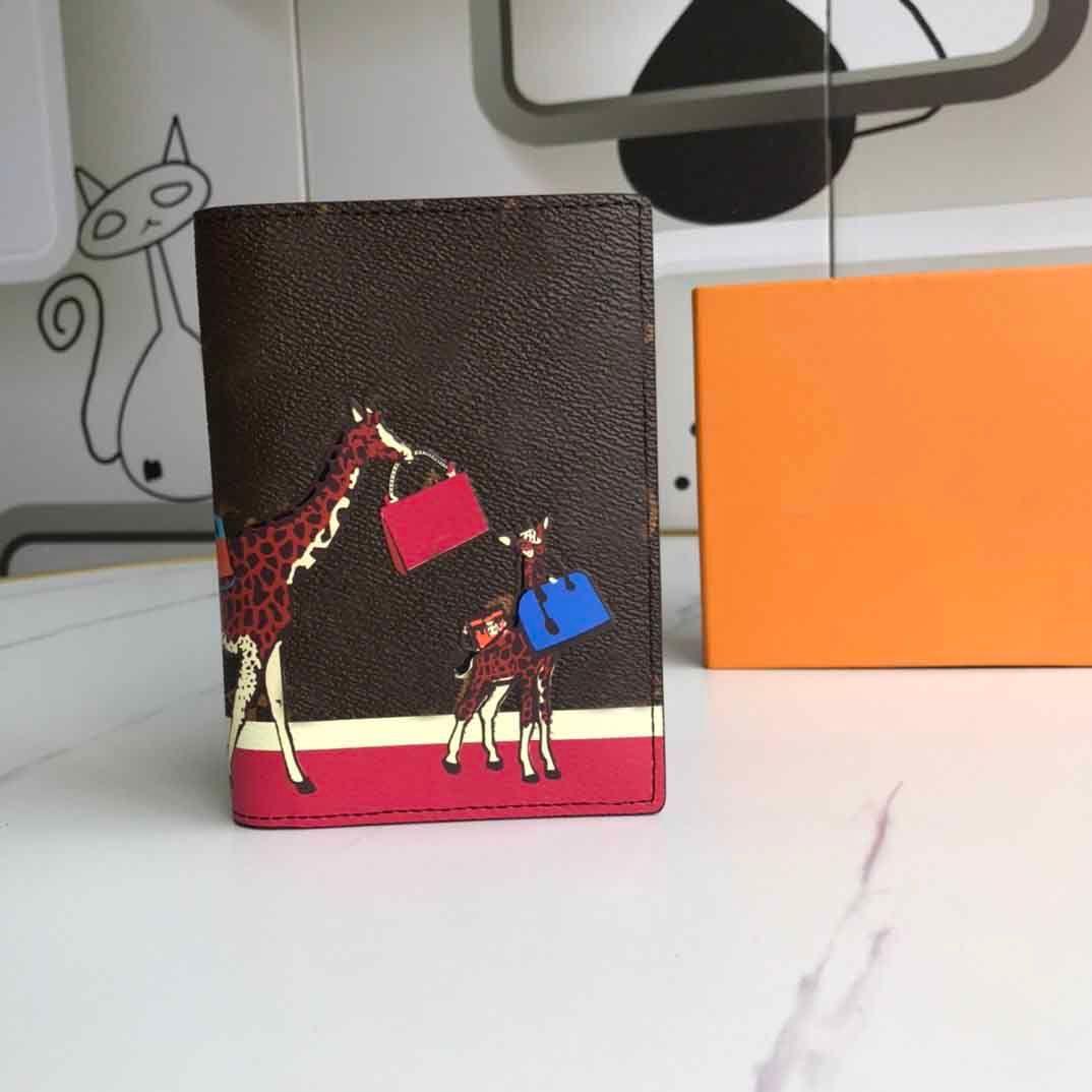 شعبية نمط الرجال النساء جلد محفظة متعدد الألوان بطاقة محفظة بطاقة حامل المربع الأصلي المرأة الكلاسيكية مخلب محفظة المسلسل رقم 10x14x2.5cm