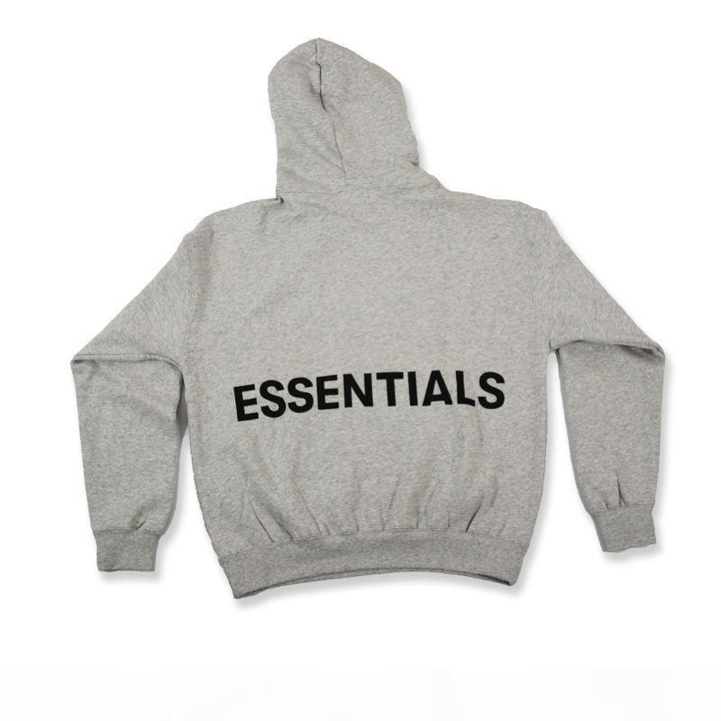 Yeni Tanrı korkusu Hoodie Hip Hop Sokak Spor Erkek Stylist Hoodies Moda Essentials Kazak Sweatshirt