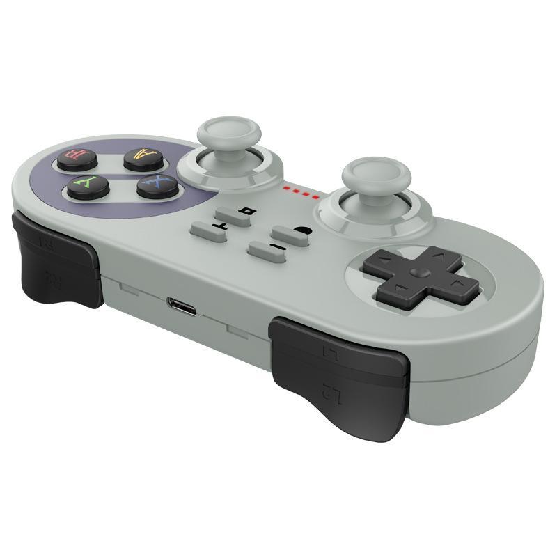 DS Boy Pro 4 in 1 Wireless Gamepad Bluetooth Game Controller Dual Classic Joystick per interruttore / interruttore Pro / Andriod / PC / PS3 DHL