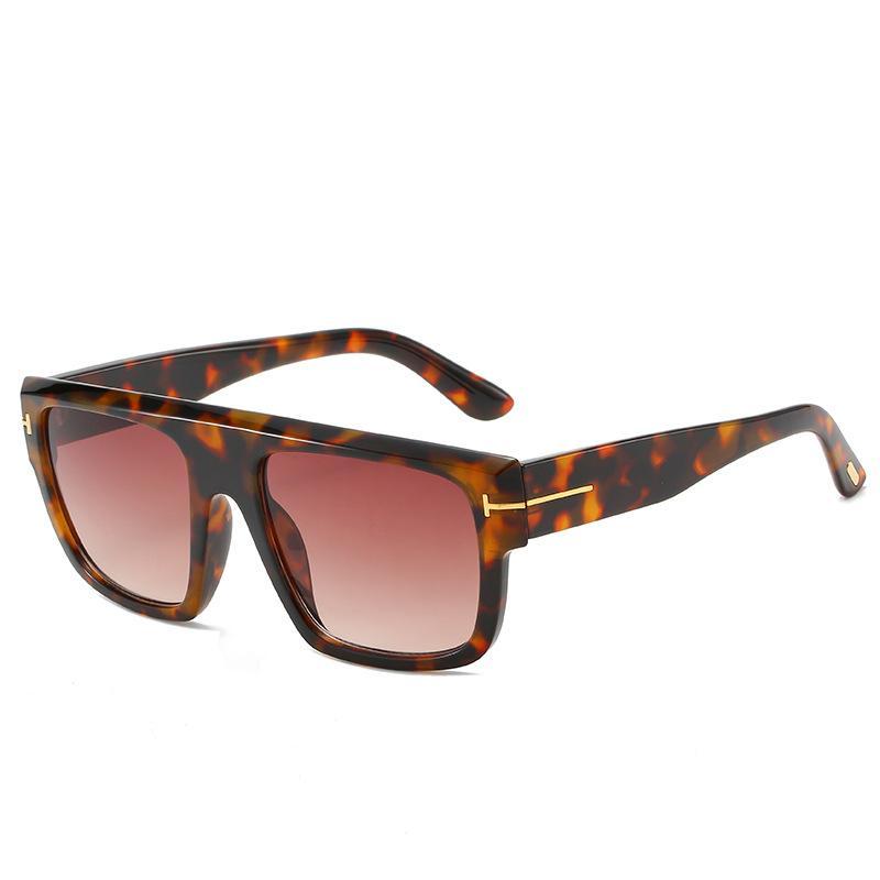 Güneş Gözlüğü Açık Plaj Güneş Kremi Kişilik Moda Gözlük Tom Vahşi Güneş Gözlüğü Erkekler Ve Kadın Ford Güneş Gözlüğü 0699