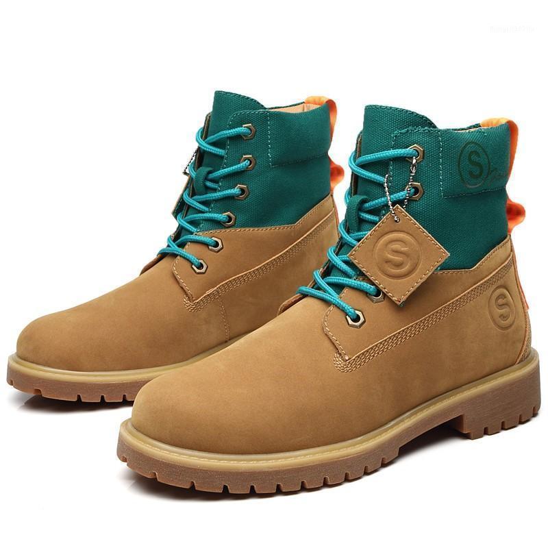 الأحذية rasmeup أزياء الرجال 2021 الشتاء الدافئة بو الرجال منصة مكتنزة الأحذية عارضة تنفس مريحة حجم كبير الأحذية 1