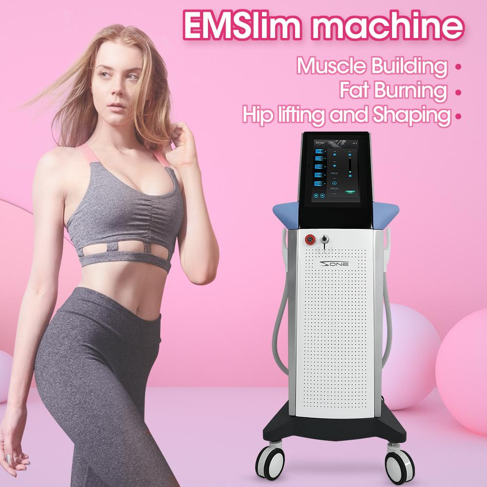 Top Sale EMSlim Machine Mascle Building Fat Building Hip Lifting And Shaping Newest Fat Loss Body Coutouring Limming Machine Wholesale