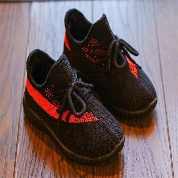 Moda Çocuk Ayakkabı Sneakers Toddler Tasarımcı Koşu Ayakkabıları Bebek Bebek Çocuk Gençlik Erkek Ve Kız Chaussures Dökün Enfants