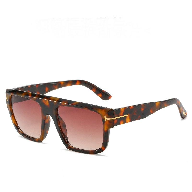 Lüks En Kaliteli Yeni Moda 211 Tom Güneş Gözlüğü Adam Kadın Için Kadın Erika Gözlük Ford Tasarımcı Güneş Gözlükleri Orijinal FT Box 0699 Accessor ile