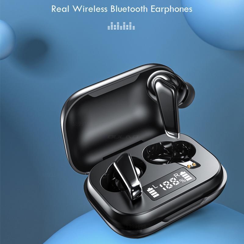 Fones de ouvido Fones de ouvido Auriculares Bluetooth IP010-Fones de ouvido no ouvido Earbuds Esportes Estéreo Earbuds Esportes Headset com Mic