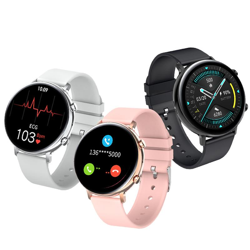 New Smart Watch Bluetooth Call Men Women Waterproof Smartwatch Heart Rate Monitor For Android Apple Samsung