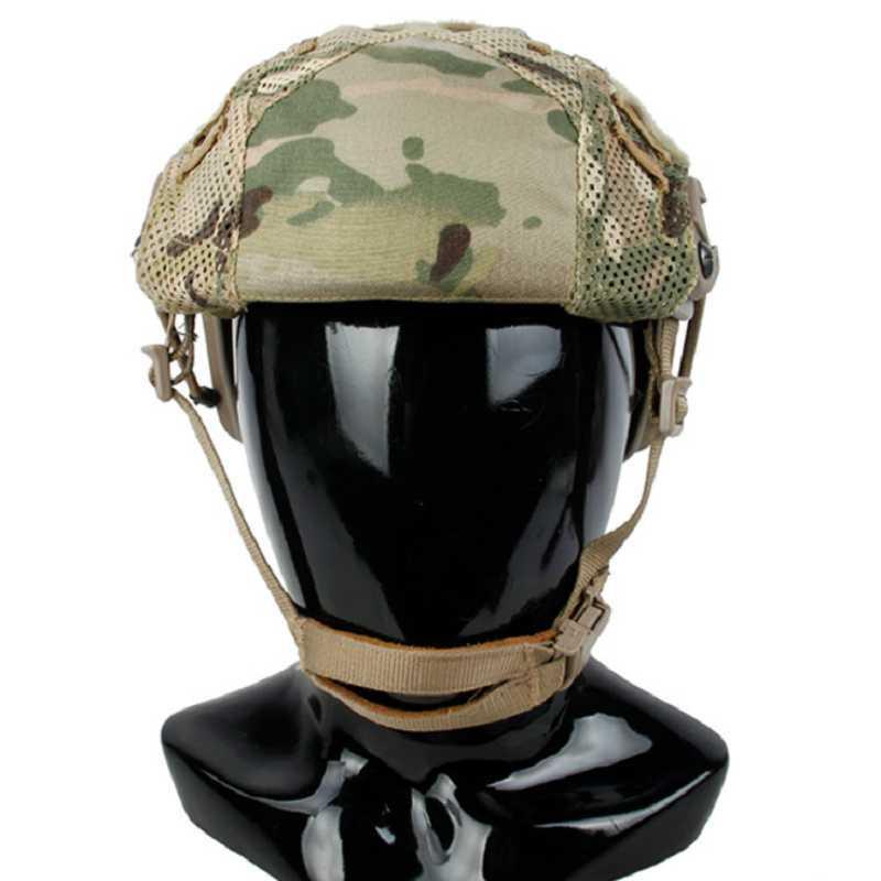 TMC2641-MC ACQUA MARITTIMA ACQUA MARITTIME Panno in casco M / L Dimensioni Casco Tactical Cover protettivo