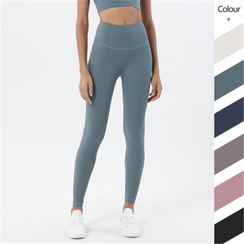 Women Skinny Leggings Pants Fashion Trend High Waist Abdomen Hip Lift Sports Pants Female New Casual Slim Running Fitness Yoga Sweatpants