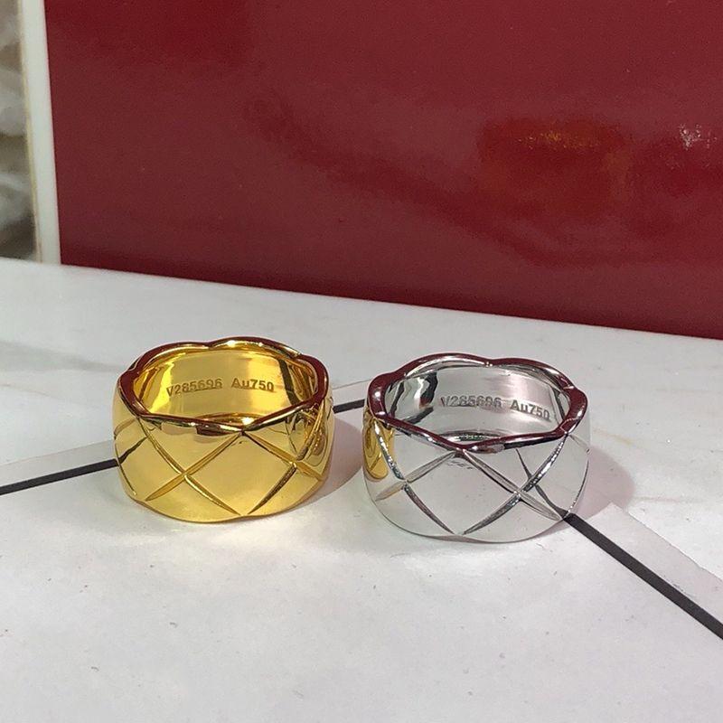 Hot Brand puro 925 sterling silver gioielli per le donne uomini c schit anelli argento nozze anelli losanga anelli fidanzamento anelli geometrici Z1121