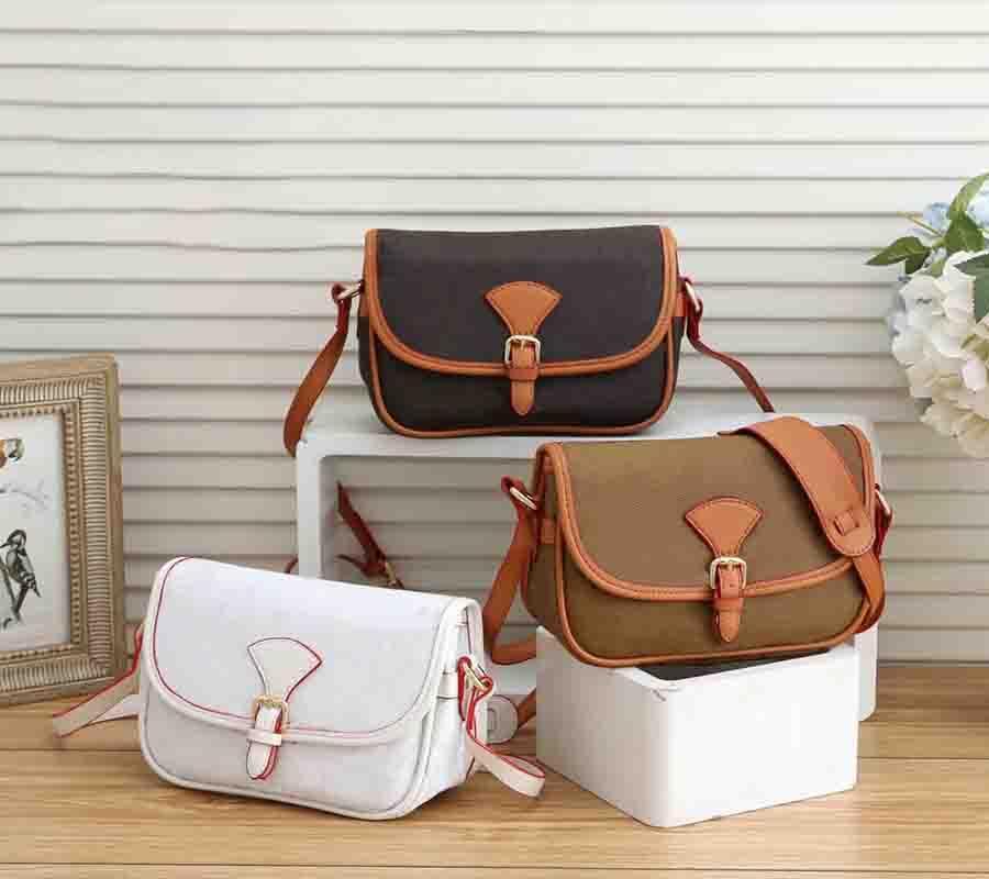 Lady Classic Borsa a tracolla Donne Borsa a tracolla Borsa per la moda Borse di moda Lady Borsa di alta qualità Donne piccole borse 3 colori