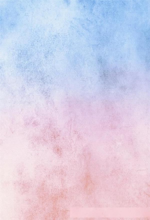 Gradient Solid Color Light Blue Surface Wall Texture Love Party Child Pattern Photo Background Photography Backdrop Photo Studio