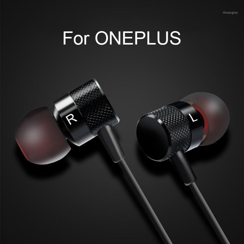 Headsets Earphone For Oneplus 5 6 6t 7 Pro In Ear Wired With Microphone Type-c/ 3.5mm Mobile Phone1