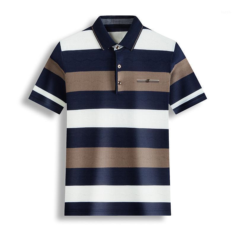 Ymwmhu novo homens listrado camisa puro algodão fino verão tops casual streetwear roupas slim fit camisa casual men1