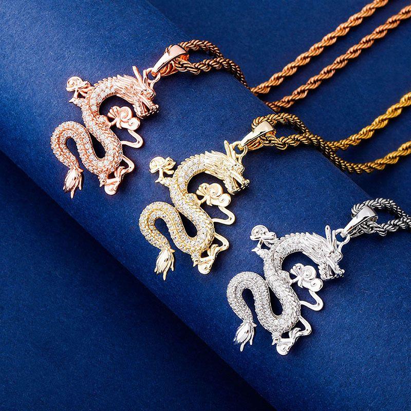 China Wind Tut Tut Personalidade Retro Retro Zircon H-Har Maré Ornamento Sólido Ornamento De Ouro Austrália