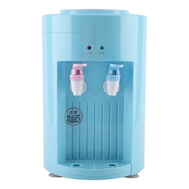 220V 500W Warm and Hot Drink Machine Drink Water Dispenser Desktop Water Holder Heating Fountains Boiler Drinkware Tool1