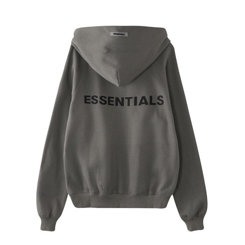 Hommes Essentiels Sweats à capuche réflexive 3M avec hotte de sweatwear Sweatwear Sweatwear Sweatwear surdimensionnée