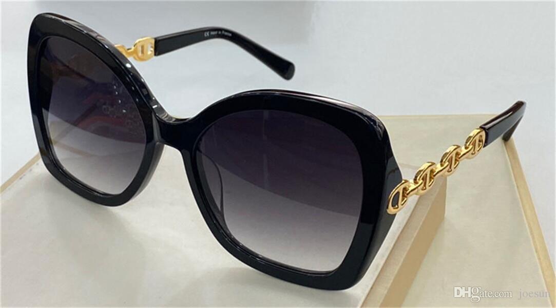 Новые рамки Дизайн Солнцезащитные очки Мода Lindy UV400 H Классический защитный и авангардный стиль Top популярные очки Cat-Eye Exwmd