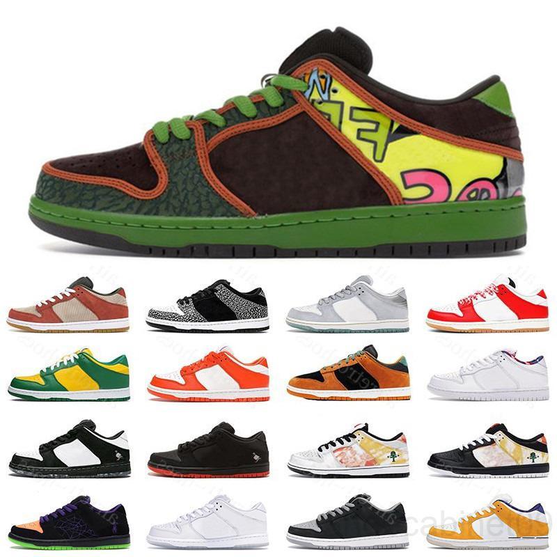 Shadow Pistazien Frost Herren Casual Schuhe Black Hert Sketch Pack Aurora 07 LV8 Blasse Elfenbein Männer Frauen Plattform Trainer Sport Sneakers GR9S