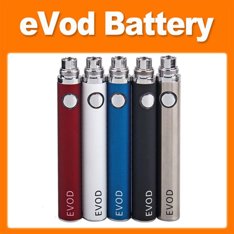 Evod Pil Evod Değişken Gerilim 3.3 V 3.7 V 4.2 V 650 mAh 900 mAh 1100 mAh E-Sigaralar Ayarlanabilir Pil 510 Konu Fit MT3 CE4 Buharlaştırıcı