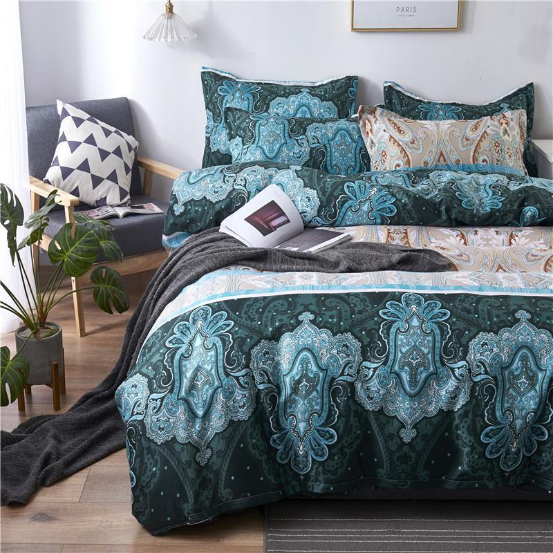 LOVINSUNSHINE Super Soft Duvet Cover 3D Printed Bedding Set Luxury Double Bed Quilts WW89#