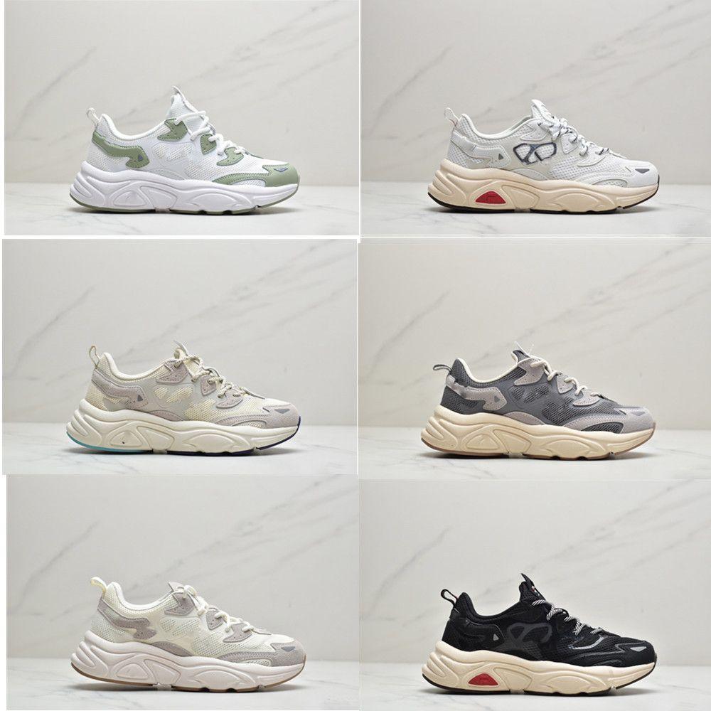 Mode hellgrau Triple s alte Schuhe machen alte Sneaker Kombination Sohlen Stiefel Mens Womens Schuhe Top Qualität Sport Freizeitschuh