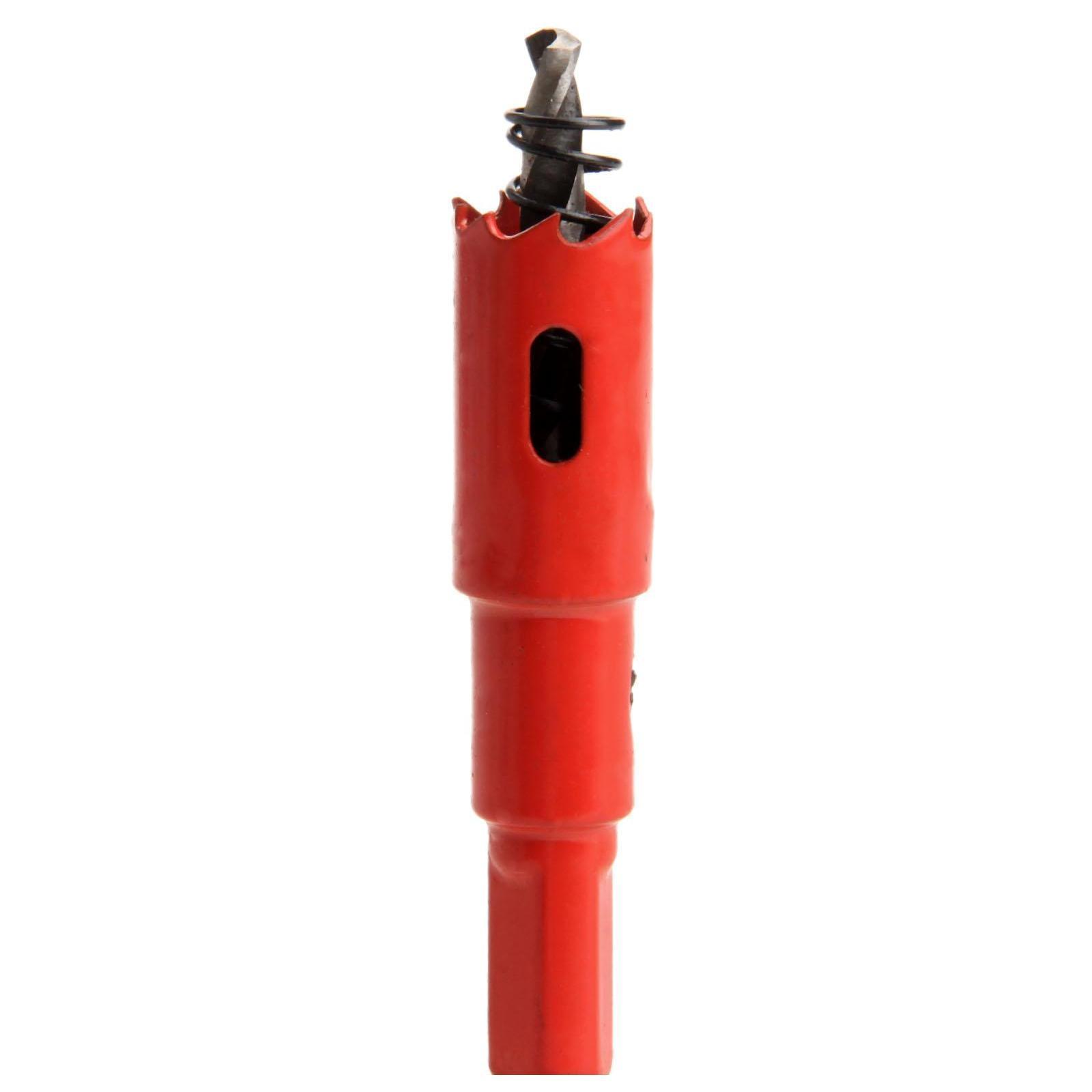 16mm-50mm Bohrer Lochsäge Twist Bohrer Bits Cutter Power Tool Metalllöcher Bohrkasten Carpentry Tools SQCBAO Sports2010