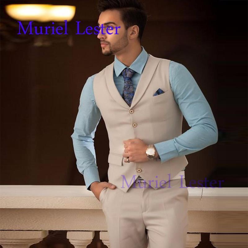 Men's Suits & Blazers Muriel Lester Costume Mariage Homme Wedding For Man 2021 Men Slim Fit Formal Dinner Party Prom Suit Dress Tuxedo