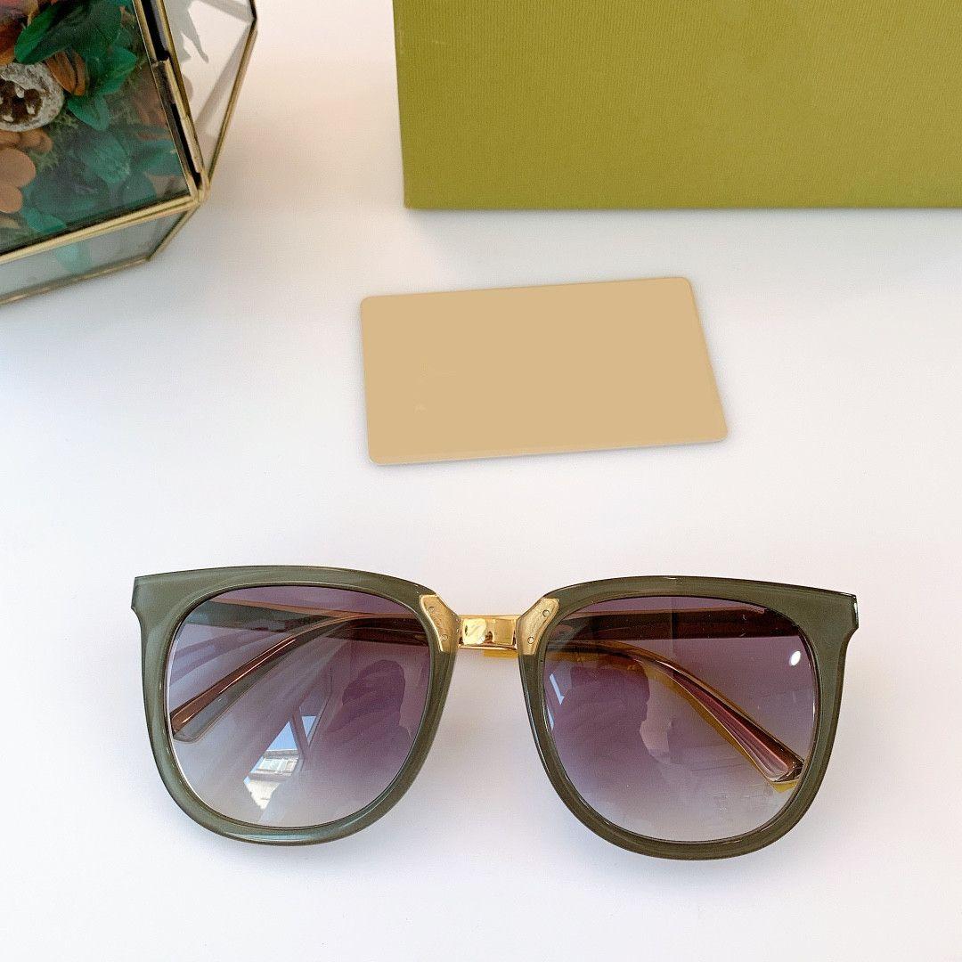 2021 جديد الراقية المواد الشمسية الساخنة B5180 أزياء مزاجه السيدات نظارات الشمس النظارات الشمسية الحجم 51-21-140