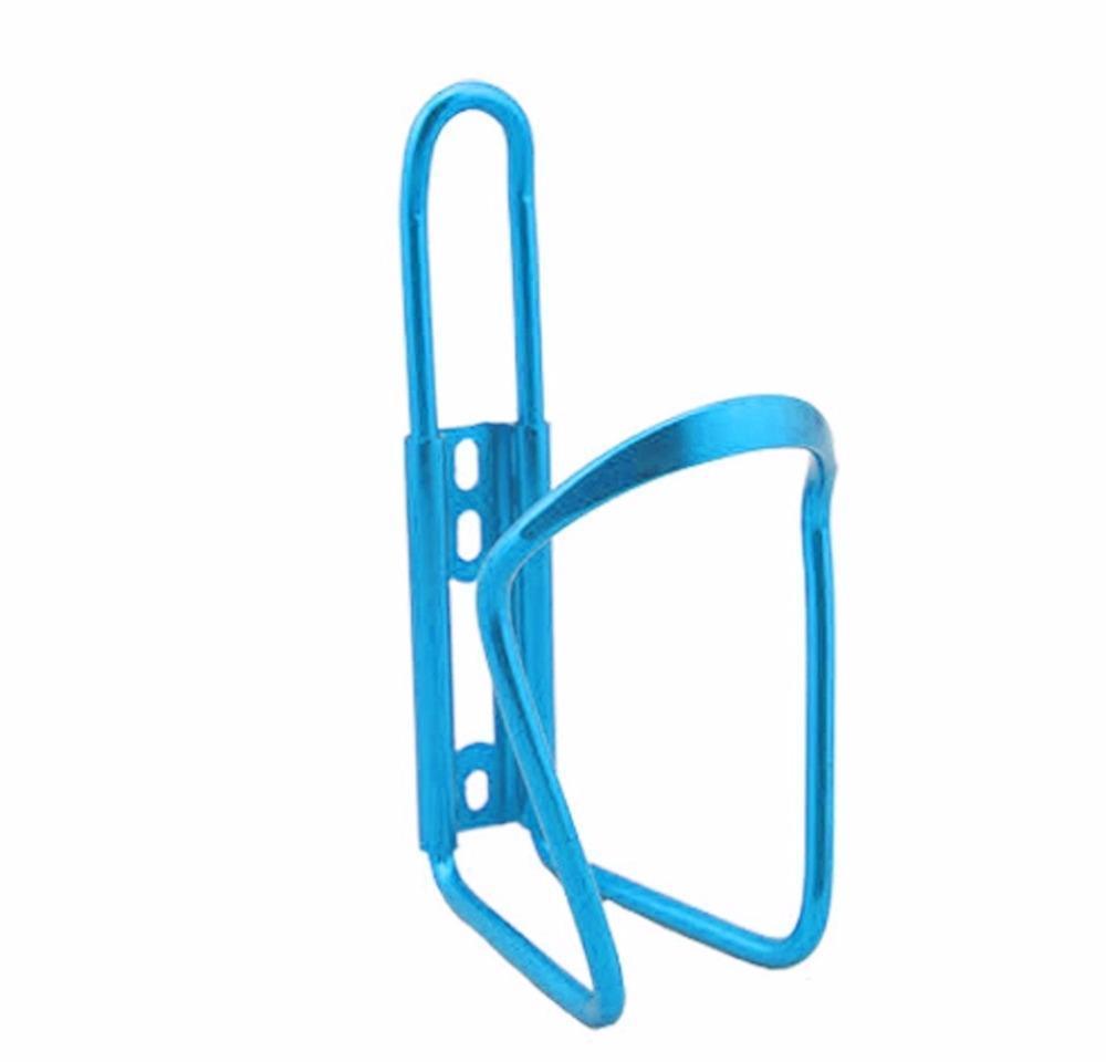 1 Pz in bicicletta Bicicletta Bicicletta Bicycle in lega di alluminio Manubrio Bottiglia per bottiglie Acqua Cage 15 * 7.5cm W Bbyzwc Alice_bag