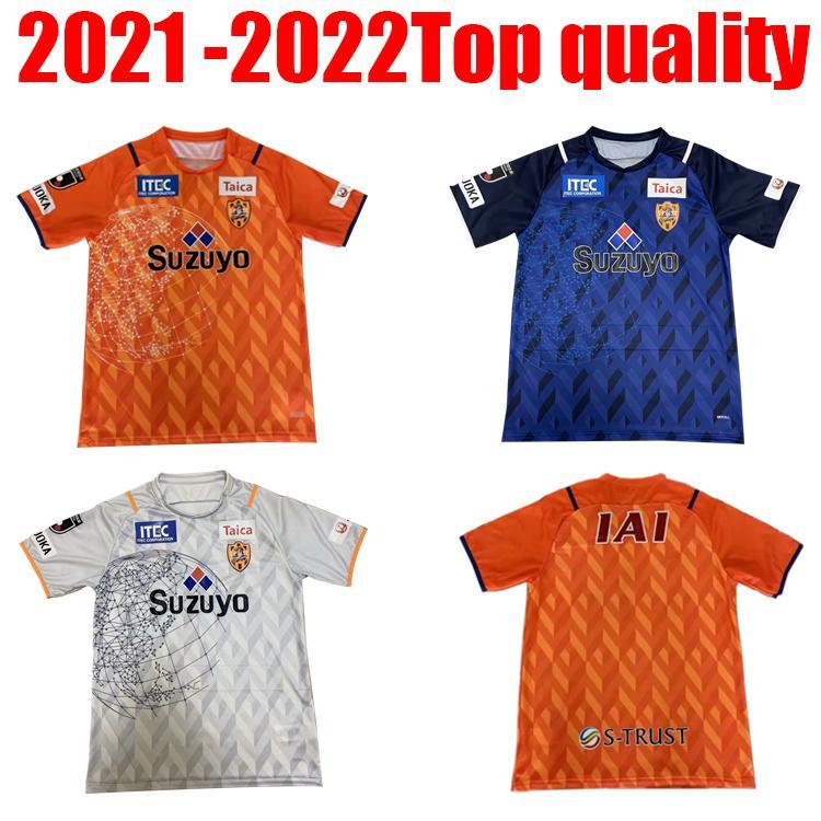 2021 2022 Шимизу S-Pulse Soccer Jerseys Takeuchi Elson Dutra D.douglas Custom 20 21 Япония J League S Pulse Home Out Football рубашка