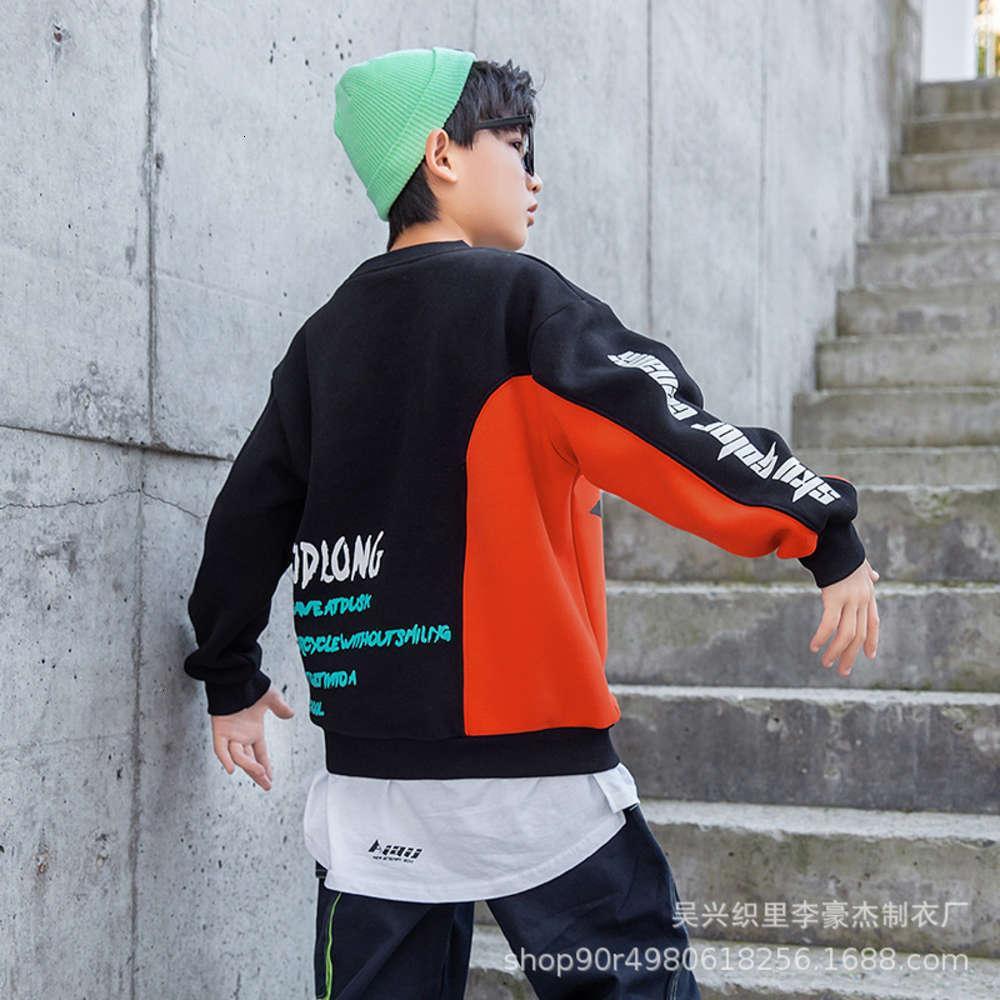 Neue 2020 Jungen Mode Marke Sweater Tuch Hübsche Kinder Plüsch Pullover Cels