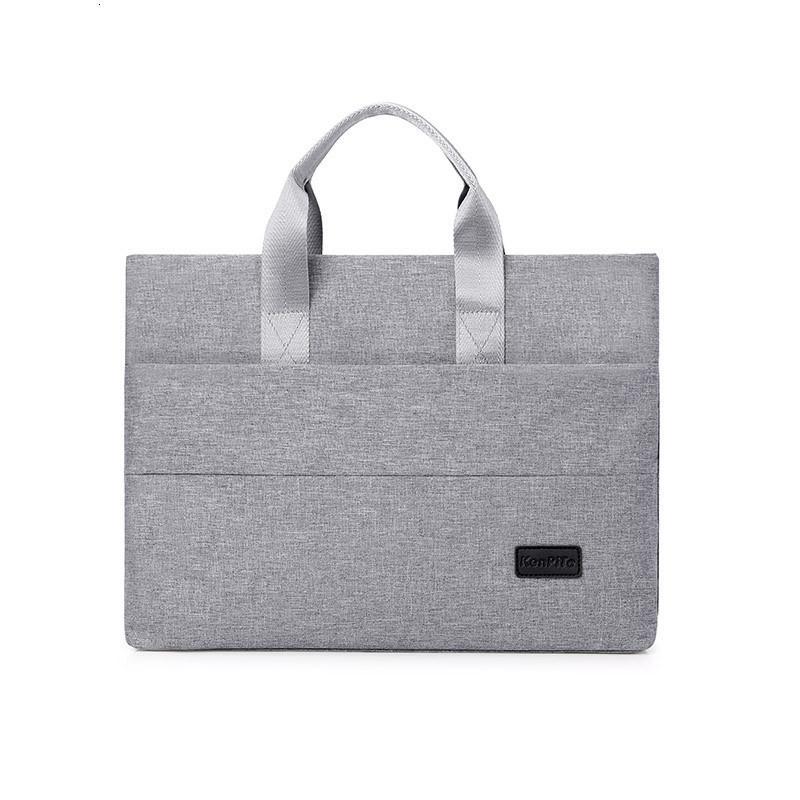 HBPFashion Men Briefcase Business Bag Portable Nylon Travel Notebook Computer Laptop Bags Q0112